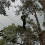 Park linowy Bonobo w Sławie - dla dzieci i całej rodziny